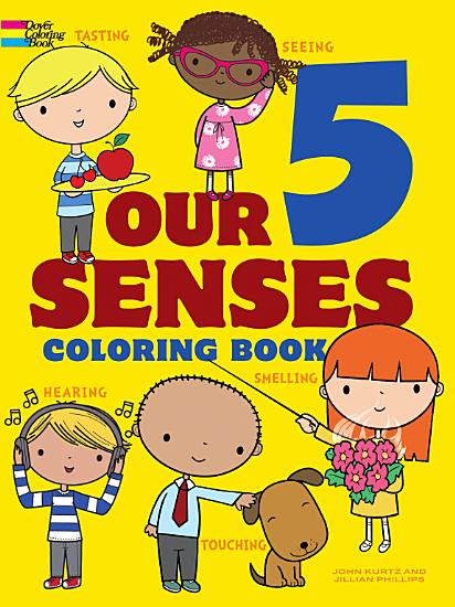 Our 5 Senses Coloring Book PDF