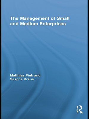 The Management of Small and Medium Enterprises