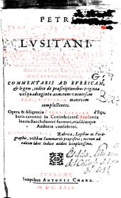 Petri Barbosae ... Commentarii ad rubricam [et] legem, codice de praescriptionibus triginta vel quadraginta annorum: vniuersam materiam praescriptionum ... complectentes