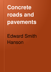 Concrete Roads and Pavements