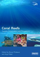 Coral Reefs  Tourism  Conservation and Management PDF