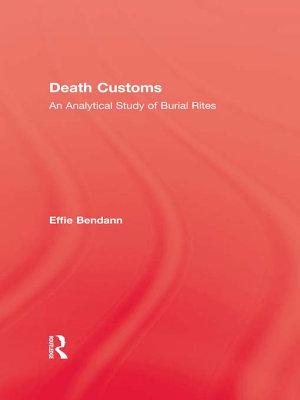 Death Customs