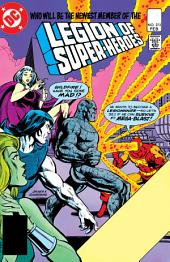 The Legion of Super-Heroes (1980-) #272