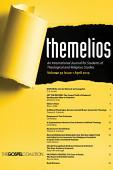 Themelios Volume 39 Issue 1