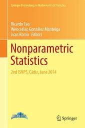 Nonparametric Statistics: 2nd ISNPS, Cádiz, June 2014