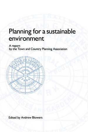 Planning for a Sustainable Environment PDF
