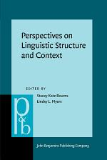 Perspectives on Linguistic Structure and Context