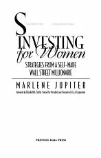 Savvy Investing for Women PDF