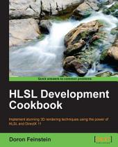 Hlsl Development Cookbook