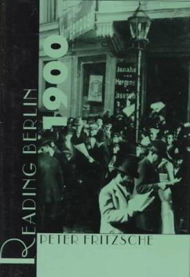 Reading Berlin 1900 PDF