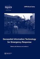 Geospatial Information Technology for Emergency Response PDF
