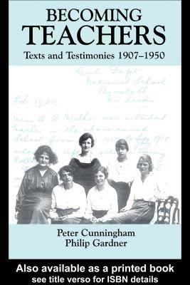 Download Becoming Teachers Book