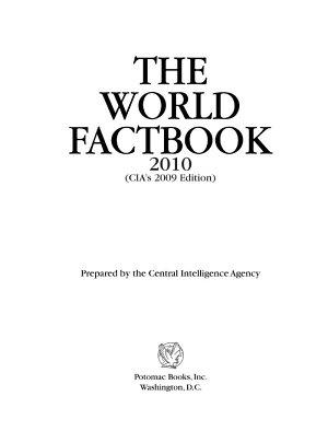 The World Factbook PDF
