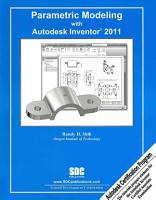 Parametric Modeling with Autodesk Inventor 2011 PDF