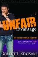 Unfair Advantage Book
