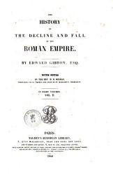 The History Of The Decline And Fall Of The Roman Empire By Edward Gibbon Book PDF