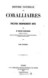 Suite De La Section Des Madréporaires Apores: Volume1;Volume19