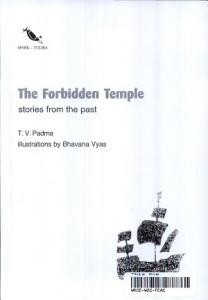 Forbidden Temple  Stories from the Past Book