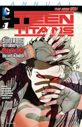 Teen Titans Annual (2015-) #1