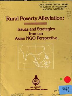 Rural Poverty Alleviation PDF
