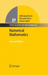 Numerical Mathematics: Edition 2