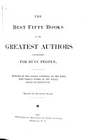 The Best Fifty Books of the Greatest Authors Condensed for Busy People PDF