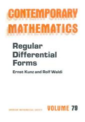 Regular Differential Forms