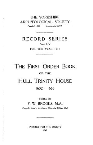 Record Series PDF