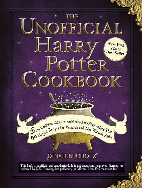 Download The Unofficial Harry Potter Cookbook Book