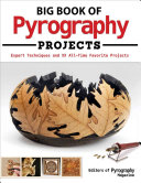 Big Book of Pyrography Projects PDF