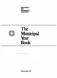 Municipal Year Book  1984 PDF