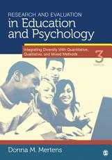 Research and Evaluation in Education and Psychology PDF