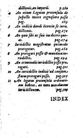 De jurisdictione tractatus