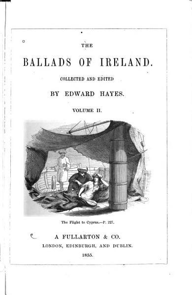 Download The Ballads of Ireland Book