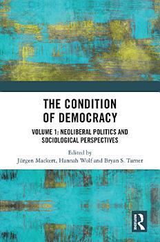 The Condition of Democracy PDF