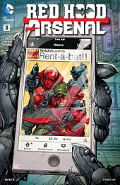 Red Hood/Arsenal (2015-) #3