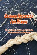 Sashiko Tutorials For Newbie