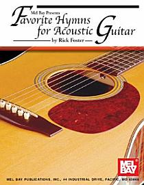 Favorite Hymns for Acoustic Guitar PDF