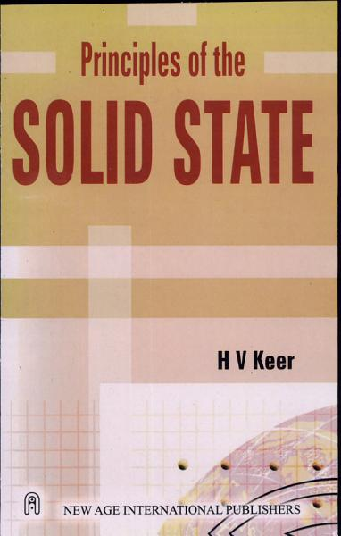Principles Of The Solid State