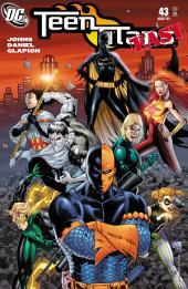 Teen Titans (2003-) #43
