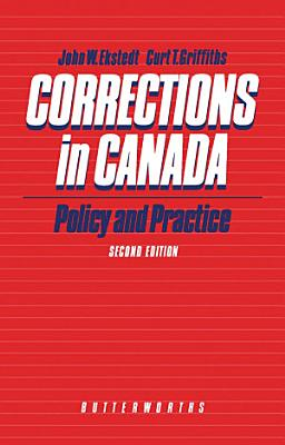 Corrections in Canada