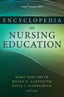 Encyclopedia of Nursing Education PDF