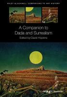 A Companion to Dada and Surrealism PDF