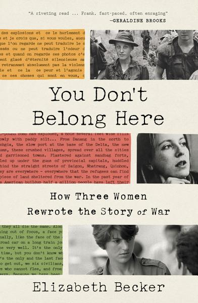 Download You Don   t Belong Here Book