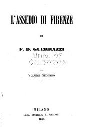 L'assedio di Firenze: Volume 2
