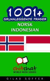1001+ grunnleggende fraser norsk - indonesian