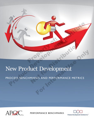 New Product Development  Process Benchmarks and Performance Metrics PDF