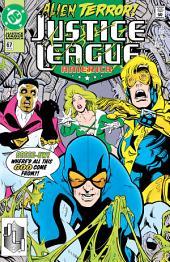 Justice League America (1987-) #67
