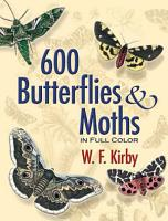 600 Butterflies and Moths in Full Color PDF