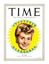 TIME Magazine Biography--Eva Perón